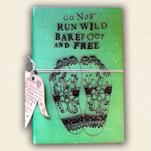 Go now run wild journal